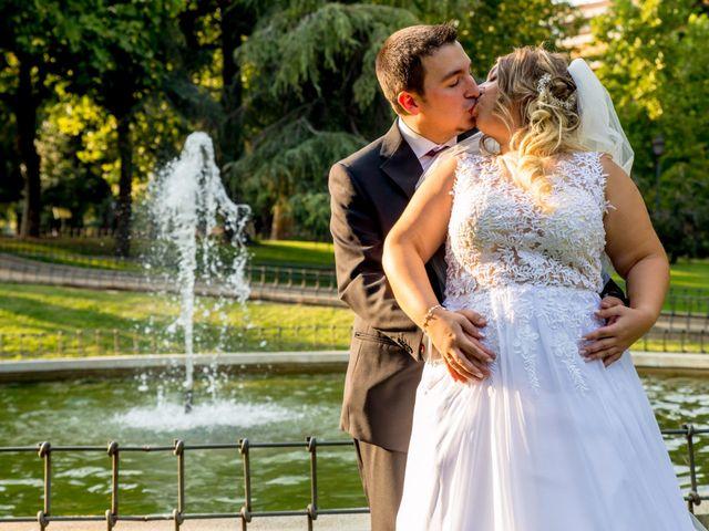 La boda de Jorge y Virginia en Las Rozas De Madrid, Madrid 22