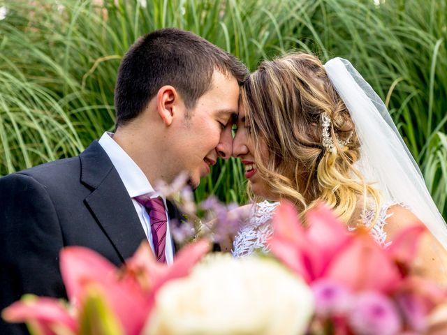 La boda de Jorge y Virginia en Las Rozas De Madrid, Madrid 23