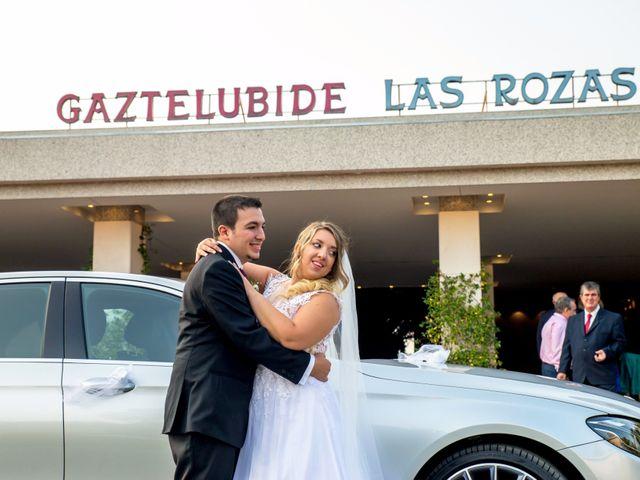 La boda de Jorge y Virginia en Las Rozas De Madrid, Madrid 28