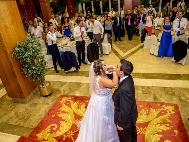 La boda de Jorge y Virginia en Las Rozas De Madrid, Madrid 33