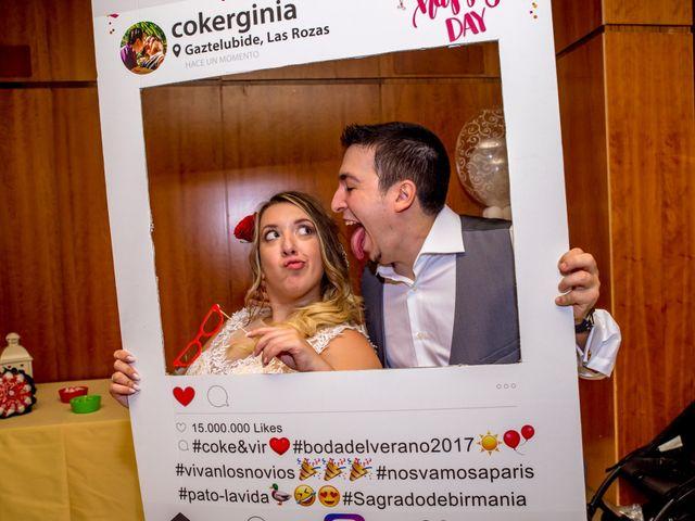 La boda de Jorge y Virginia en Las Rozas De Madrid, Madrid 45