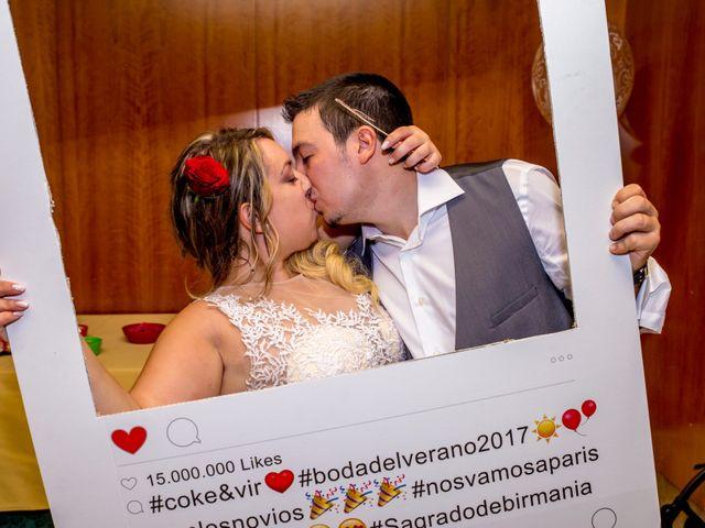 La boda de Jorge y Virginia en Las Rozas De Madrid, Madrid 46