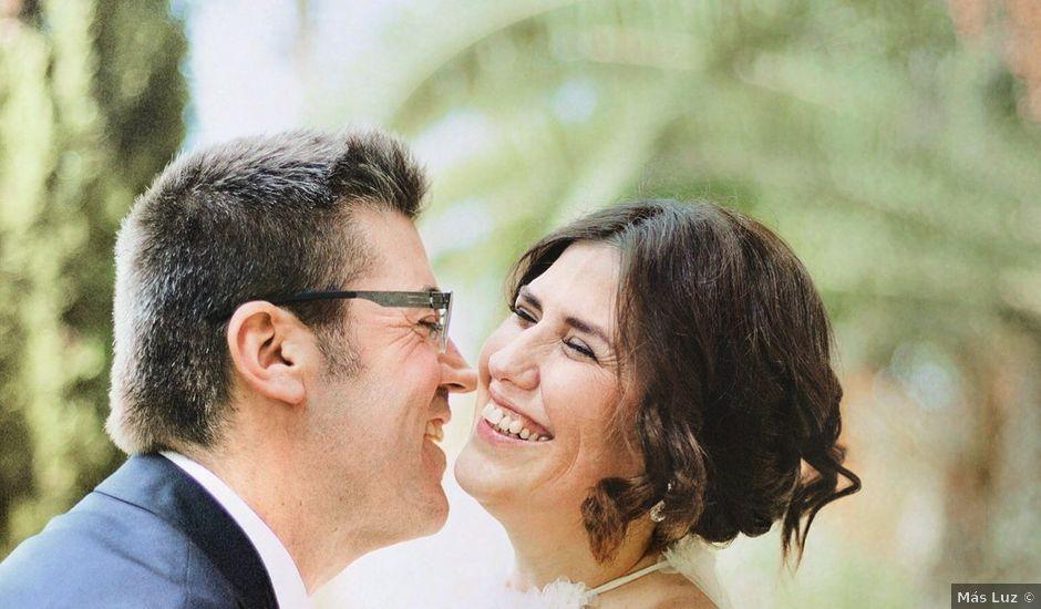 La boda de Javi y Gema en Riba-roja De Túria, Valencia