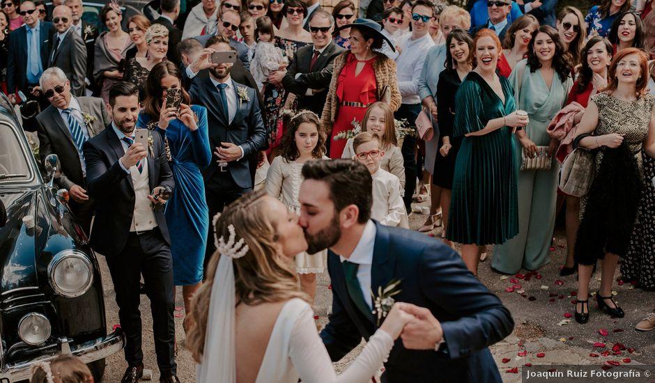 La boda de Javi y Celia en Jumilla, Murcia