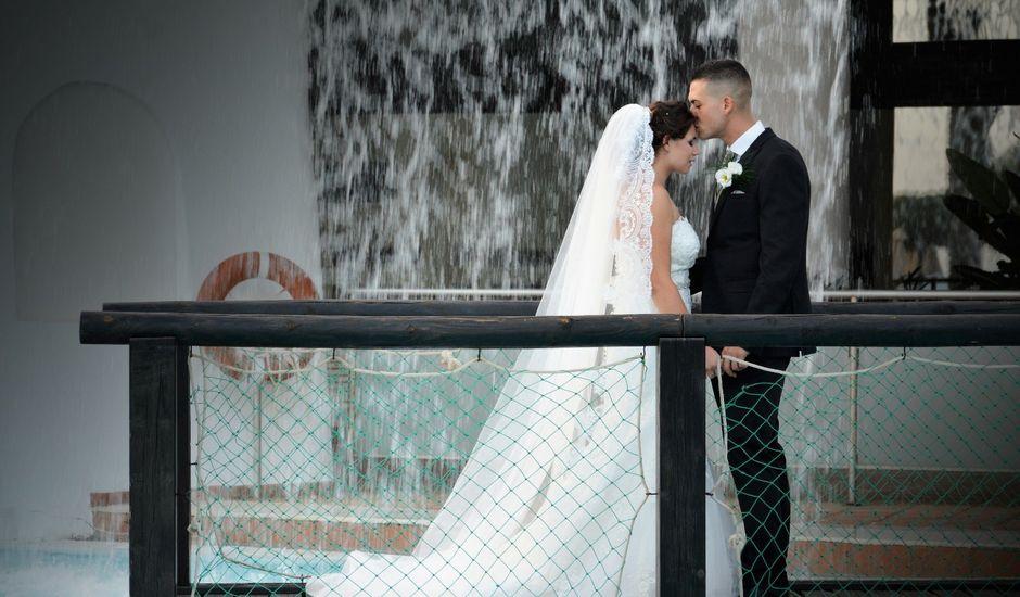 La boda de Alejandro y Ludyvine en Estepona, Málaga