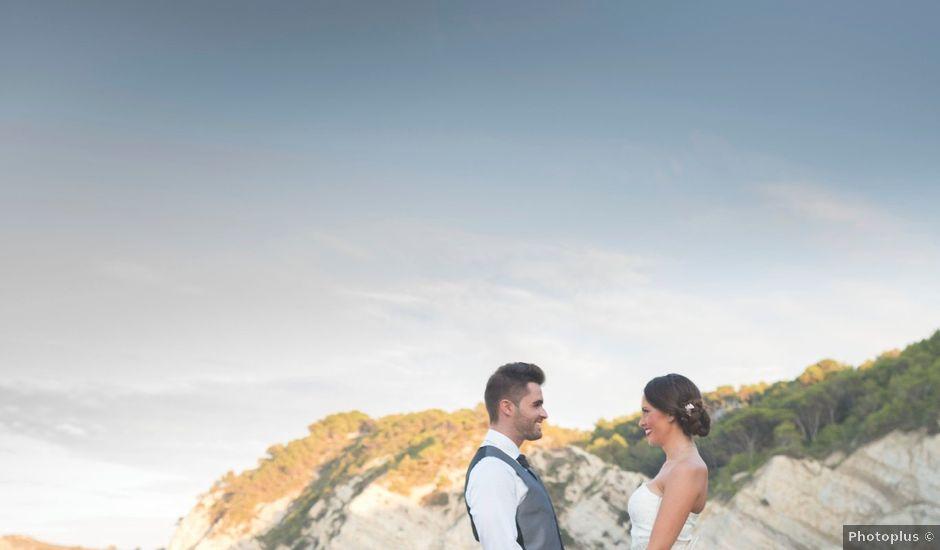 La boda de Edu y Paqui en Xàbia/jávea, Alicante