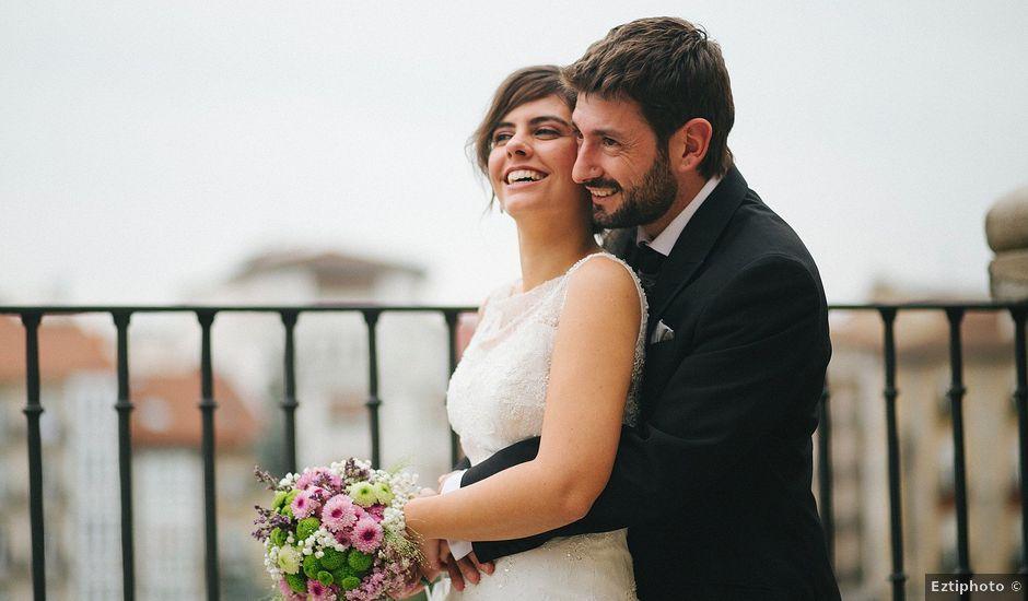 La boda de Asier y Rocio en Vitoria-gasteiz, Álava