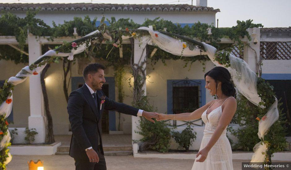 La boda de Fran y Elia en Chiva, Valencia