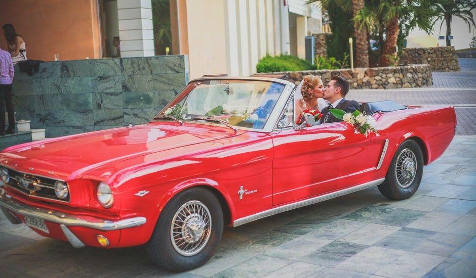 La boda de Iván y Tatiana en Salobreña, Granada