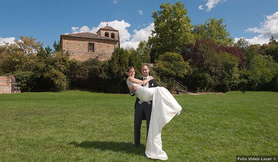 La boda de Alvaro y Natalia en Segovia, Segovia