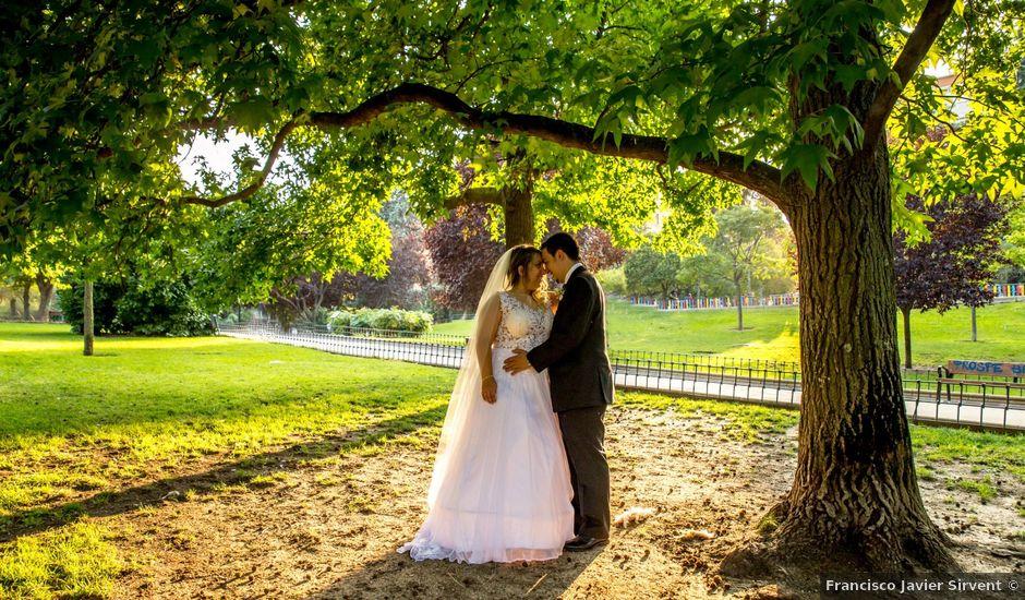 La boda de Jorge y Virginia en Las Rozas De Madrid, Madrid