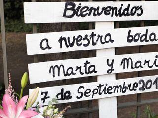 La boda de Marta y Mario 2