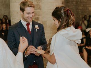 La boda de Mireia y Amaury 1
