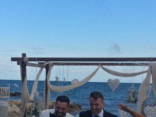 La boda de Rafael y Adrián  1