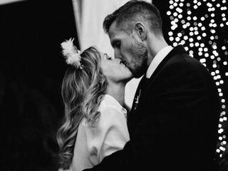 La boda de Angela y Antonio