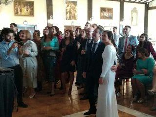 La boda de Marina  y Mario 1