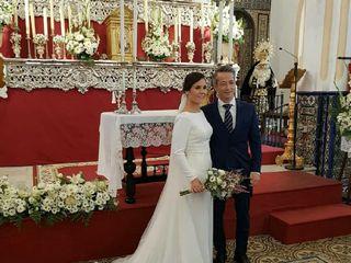 La boda de Marina  y Mario
