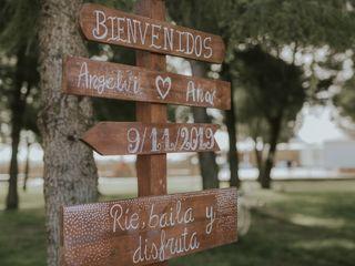 La boda de Ana y Angelvi 2