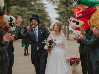La boda de Ana y Angelvi