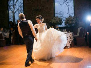 La boda de Tere y Toni