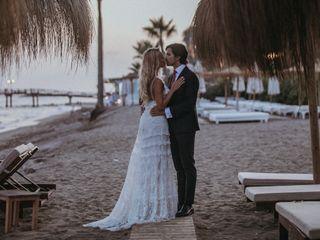La boda de Joseba y Sheila