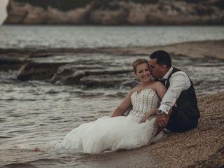 La boda de Estefanía y Miguel Angel