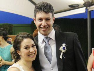 La boda de Anita y Agus