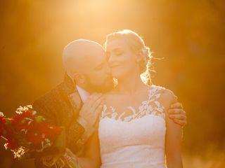 La boda de Yannick y Albert
