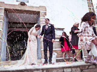 La boda de María y José