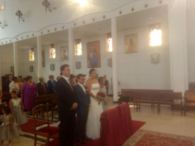 La boda de Adrian y Desiré en Huelva, Huelva 6