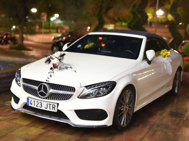 La boda de Erick  y Mónica  en La Pineda, Tarragona 1