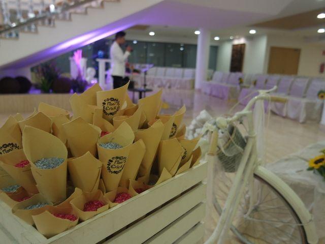 La boda de Erick  y Mónica  en La Pineda, Tarragona 2