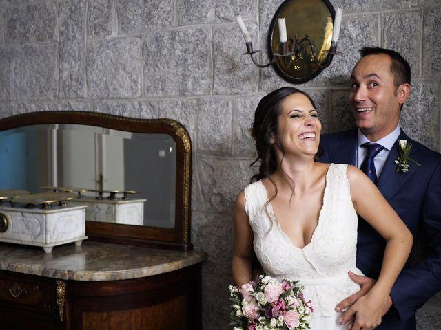 La boda de Marta y Mario