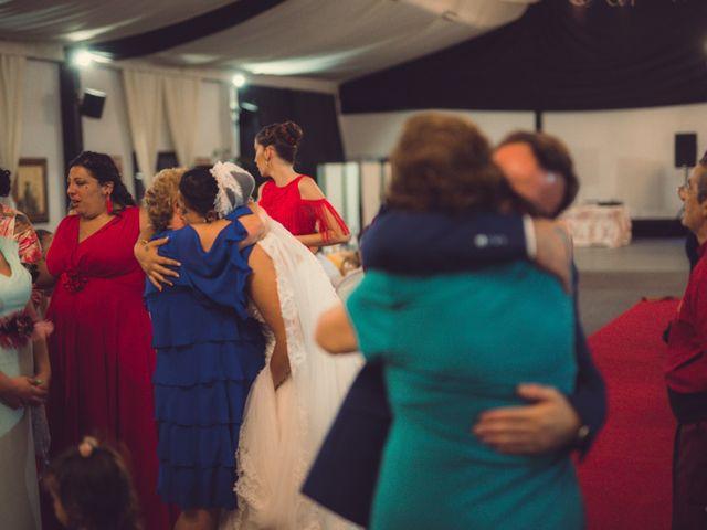 La boda de Adrian y Desiré en Huelva, Huelva 11