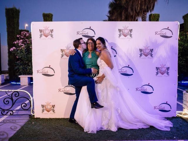 La boda de Adrian y Desiré en Huelva, Huelva 19