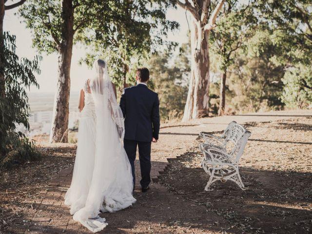 La boda de Adrian y Desiré en Huelva, Huelva 21