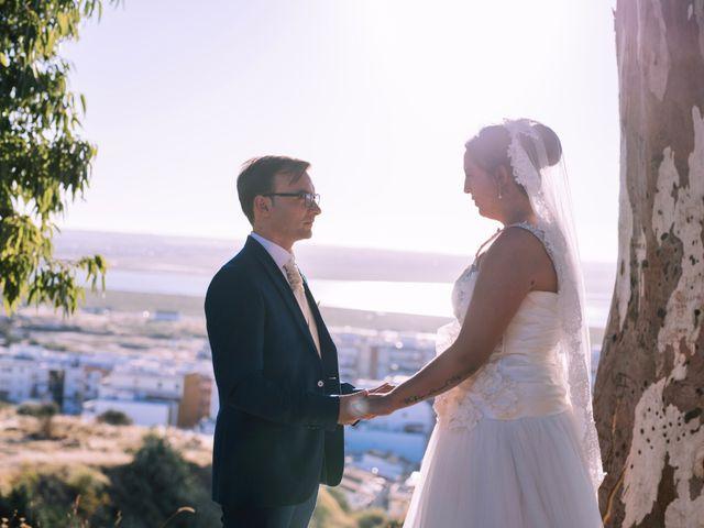 La boda de Adrian y Desiré en Huelva, Huelva 24
