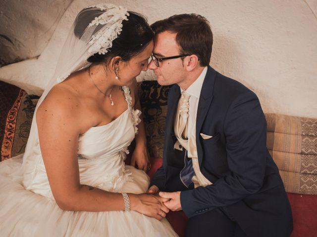La boda de Adrian y Desiré en Huelva, Huelva 25