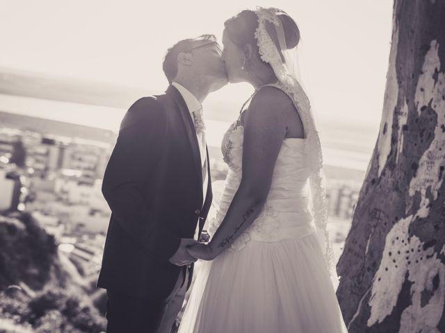 La boda de Adrian y Desiré en Huelva, Huelva 26