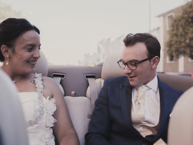 La boda de Adrian y Desiré en Huelva, Huelva 28