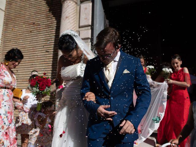 La boda de Adrian y Desiré en Huelva, Huelva 29