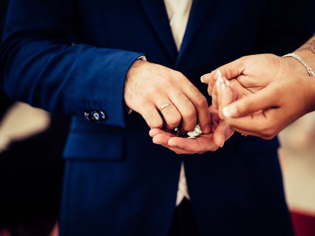 La boda de Adrian y Desiré en Huelva, Huelva 31