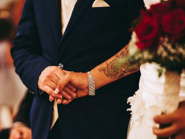 La boda de Adrian y Desiré en Huelva, Huelva 32