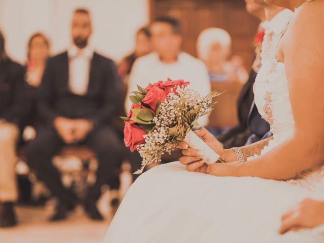 La boda de Adrian y Desiré en Huelva, Huelva 33