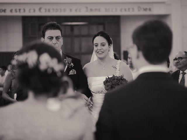 La boda de Adrian y Desiré en Huelva, Huelva 34
