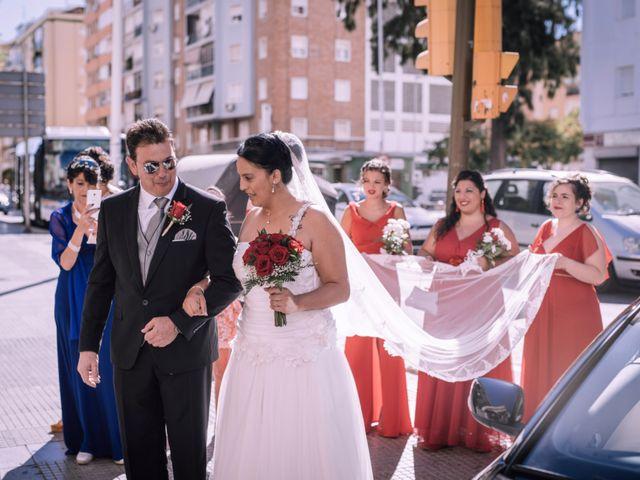 La boda de Adrian y Desiré en Huelva, Huelva 35