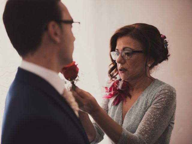 La boda de Adrian y Desiré en Huelva, Huelva 43