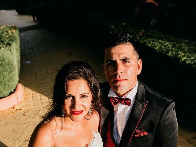 La boda de Javier y Maria en Villanueva De Perales, Madrid 5