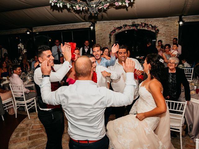 La boda de Javier y Maria en Villanueva De Perales, Madrid 6