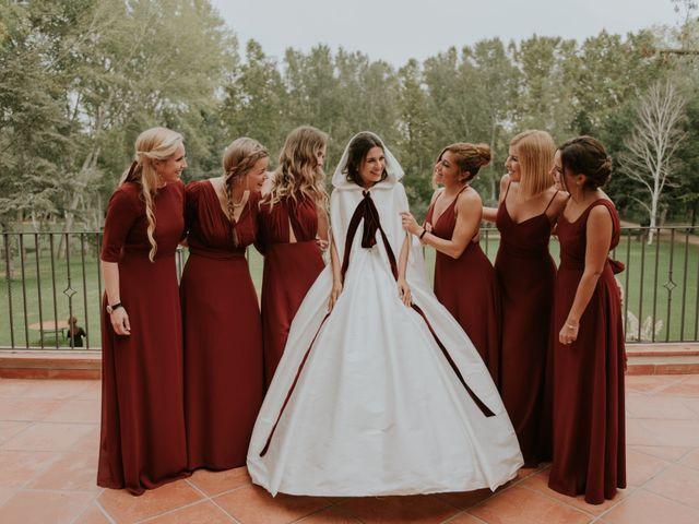 La boda de Mireia y Amaury